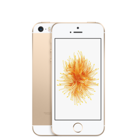 Iphone SE 16 GB Gold  - 1év Apple Garancia