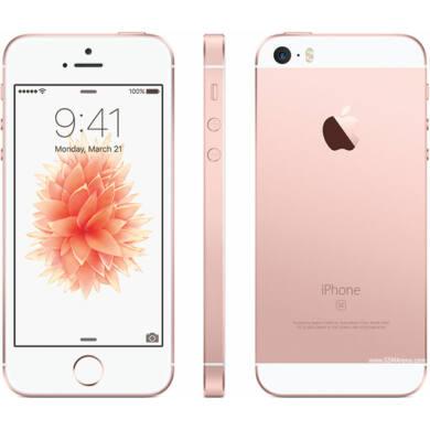 Iphone SE 16 GB Rose Gold - 1év Apple Garancia