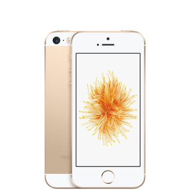 Iphone SE 128 GB Gold  - 1év Apple Garancia