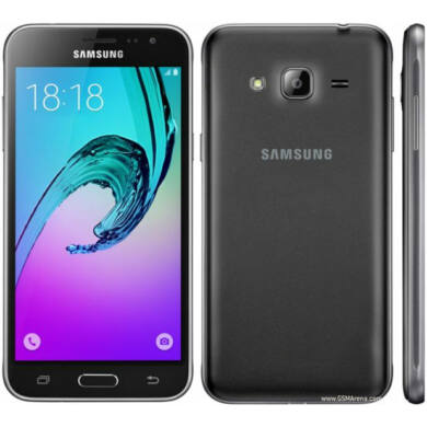 Samsung J320F Galaxy J3 8 GB 2016 Black