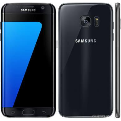 Samsung Galaxy S7 edge G935F 32 GB Black