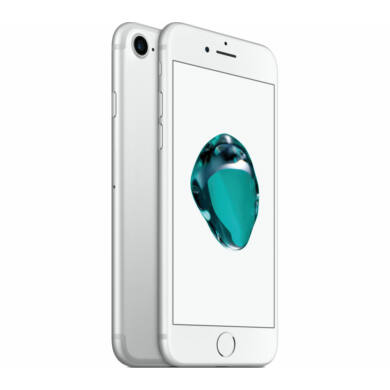 Apple iPhone 7 32GB Silver - 1 év Apple Garancia