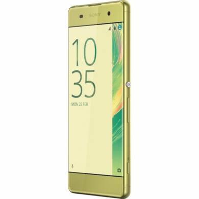 Sony Xperia XA Ultra F3211 LTE Gold