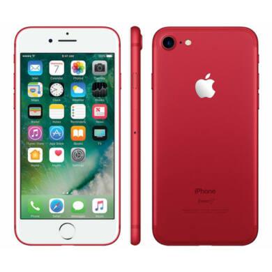 Apple iPhone 7 128GB Red - 1 év Apple Garancia
