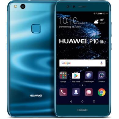 Huawei P10 Lite 32GB Dual Sim LTE Blue