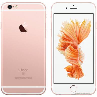 Iphone 6S Plus 128 GB Rose Gold - 1 év Apple garancia