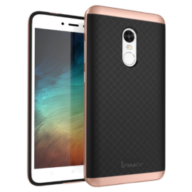 Xiaomi Redmi Note 4X Ipaky Bumblebee kemény tok rozéarany