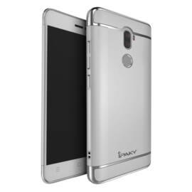 Xiaomi Mi 5S Plus Ipaky Hybrid galvanizált kemény tok ezüst