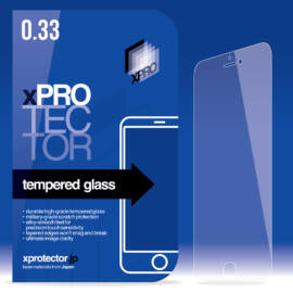 XPROTECTOR TEMPERED GLASS 0,33mm vastag edzett üveg Xiaomi Redmi Note 4 készülékhez