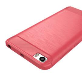 Xiaomi Redmi 4A Ipaky Slim TPU szilikon tok piros