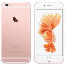 Apple iPhone 6S Plus 32GB roséarany, Kártyafüggetlen, 1 év Gyártói garancia