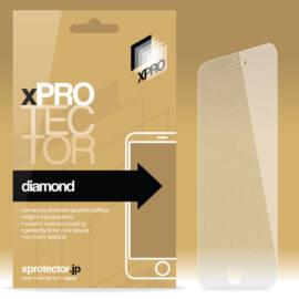 Diamond kijelzővédő fólia LG K10 készülékhez