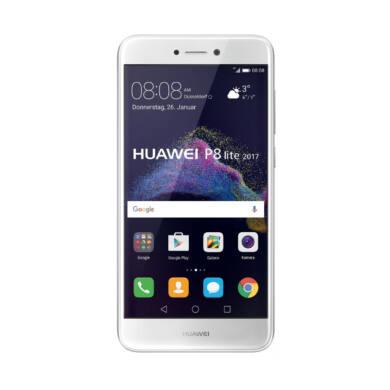 Huawei P9 Lite (2017) 16GB Dual SIM, fehér, Kártyafüggetlen, Gyártói garancia