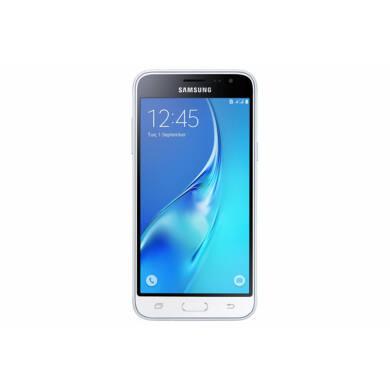 Samsung J320F Galaxy J3 (2016) 8GB, fehér, Kártyafüggetlen, 1 év Gyártói garancia