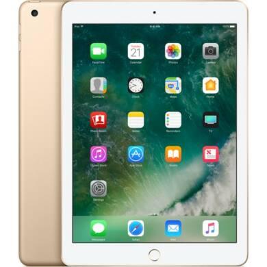 Apple iPad 9.7 (2017) 128GB Wifi arany, 1 év Gyártói garancia