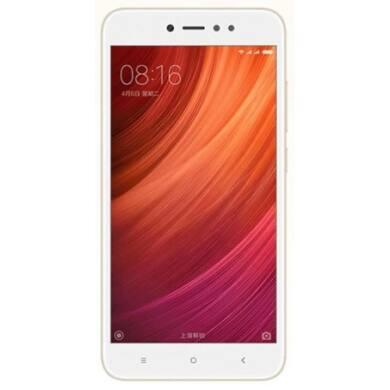 Xiaomi Redmi Note 5A 2GB 16GB Dual SIM (B20), arany, Kártyafüggetlen, 1 év teljes körű garancia