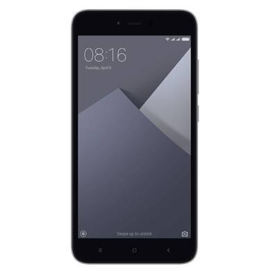 Xiaomi Redmi Note 5A 2GB 16GB Dual SIM (B20), szürke, Kártyafüggetlen, 1 év teljes körű garancia