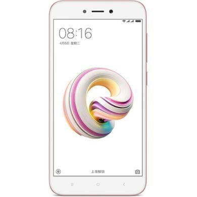 Xiaomi Redmi 5A 2GB 16GB Dual SIM (B20), roséarany, Kártyafüggetlen, 1 év teljes körű garancia